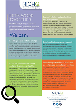 Work Together Flyer